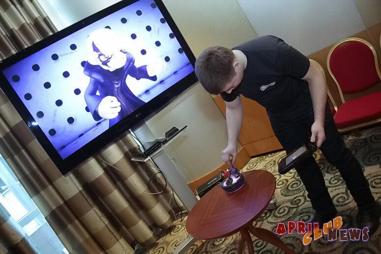 Запуск Wii U в России