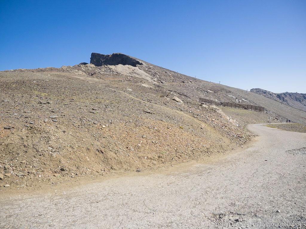 Канатная дорога Сьерра Невада
