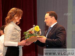 Талантливая молодежь Владивостока получит премии от мэра