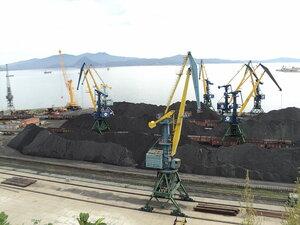 В Находке строится комплекс по переработке сыпучих грузов