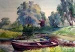 Из работ кингисеппского художника В.А. Ухина