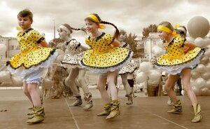 В ритме танца...