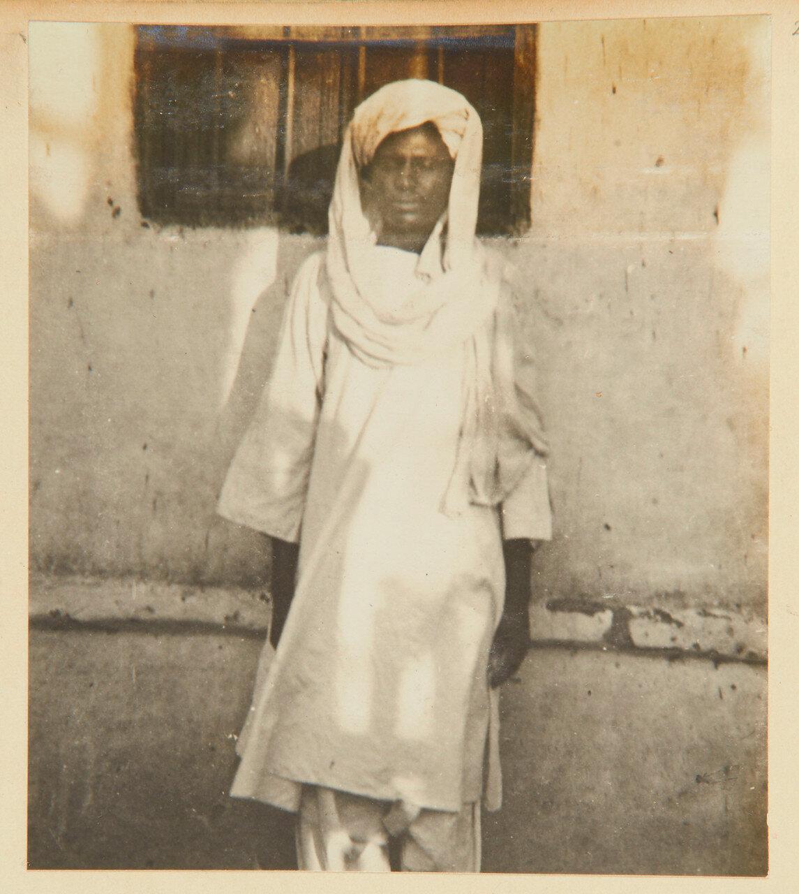 10 августа 1898. Махмуд в тюрьме Вади-Хальфы
