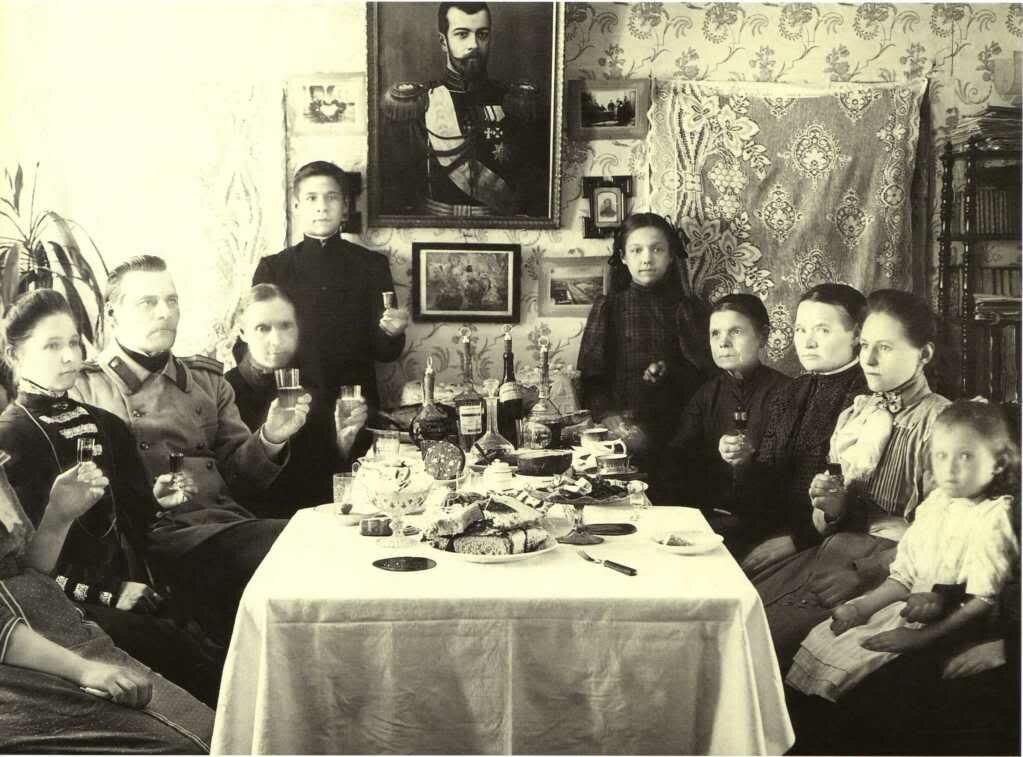 Новый год в императорское и советское времяnovosti Русский быт