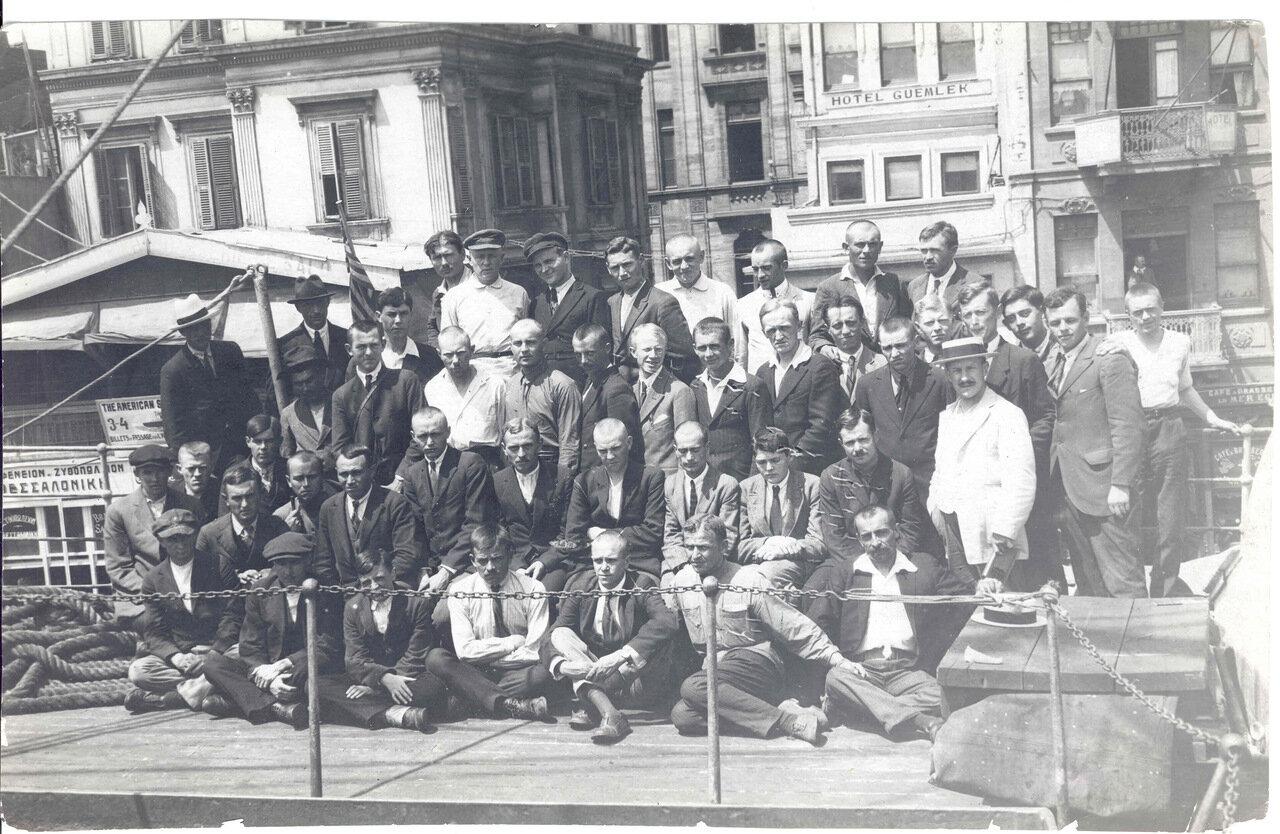 США, 1929