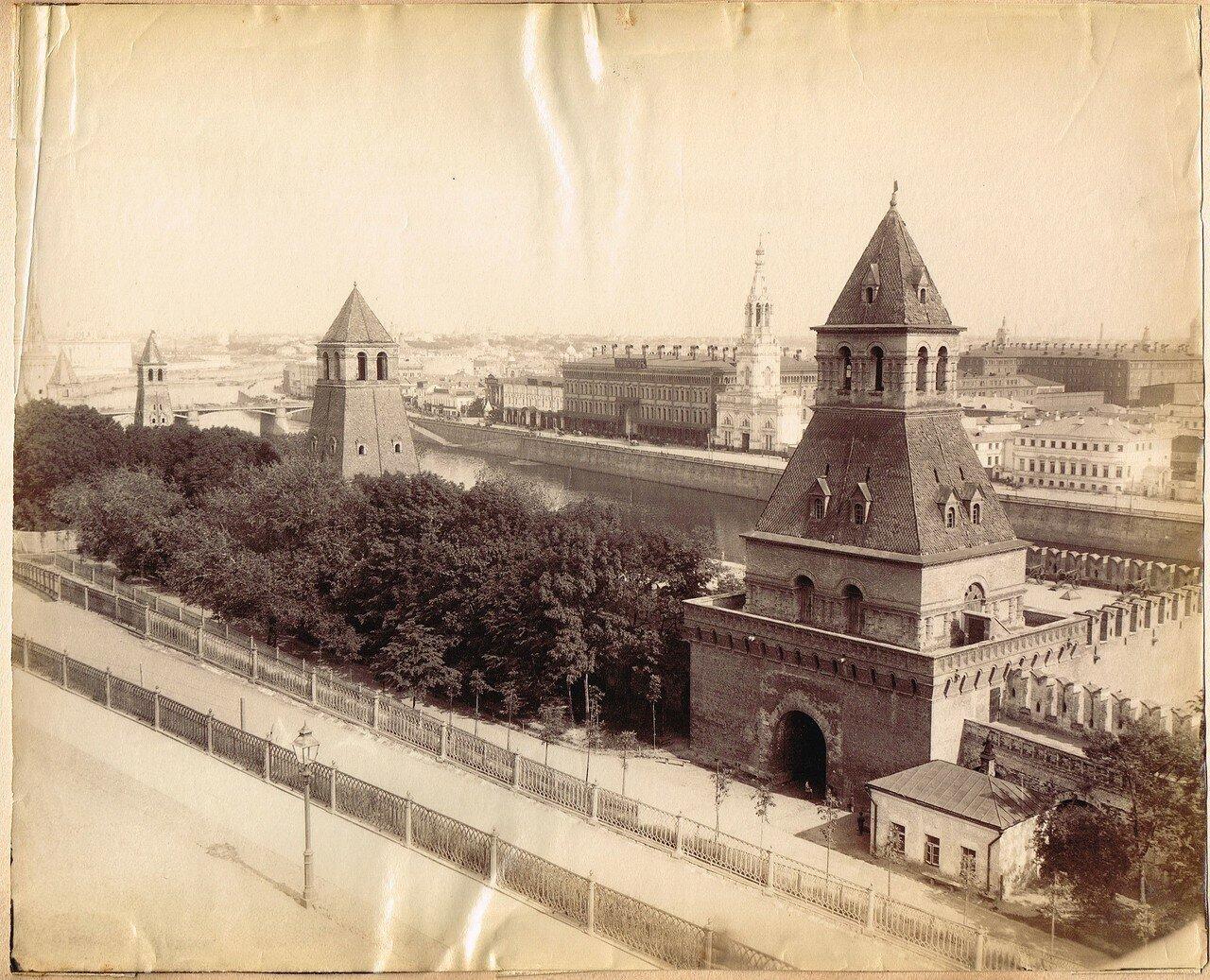 670. Вид с Колокольни Ивана Великого