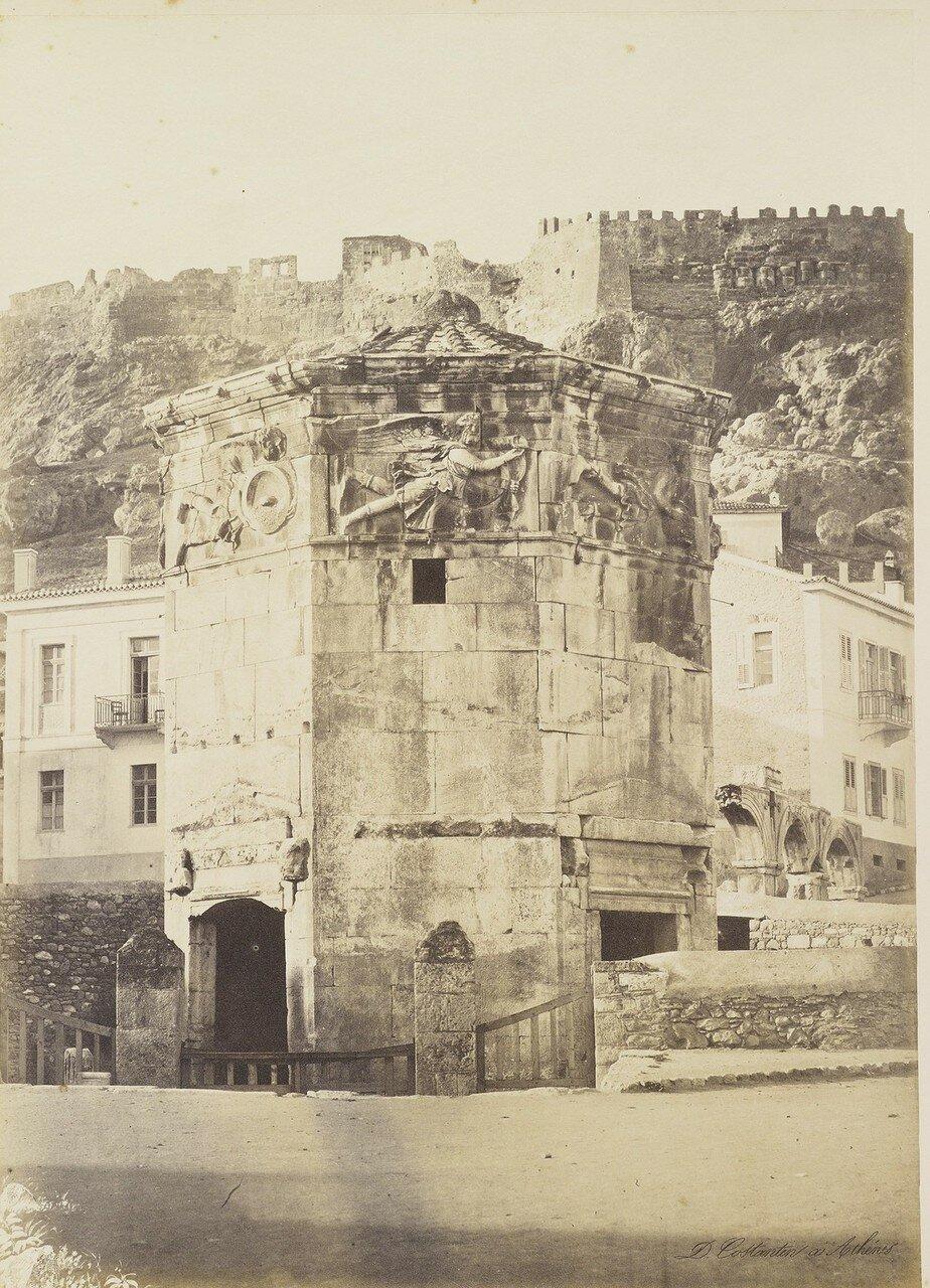 Храм Ветров. 1880-90
