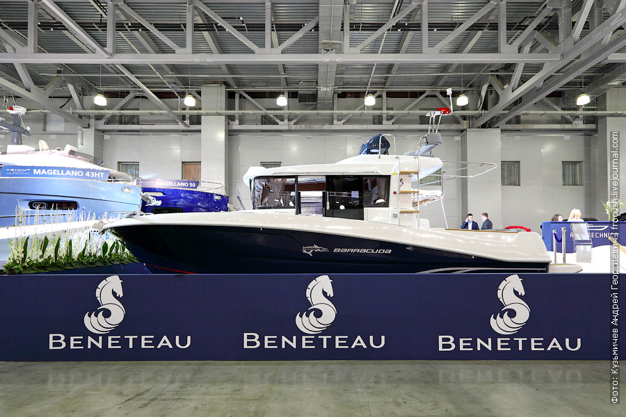 Beneteau Barracuda-9