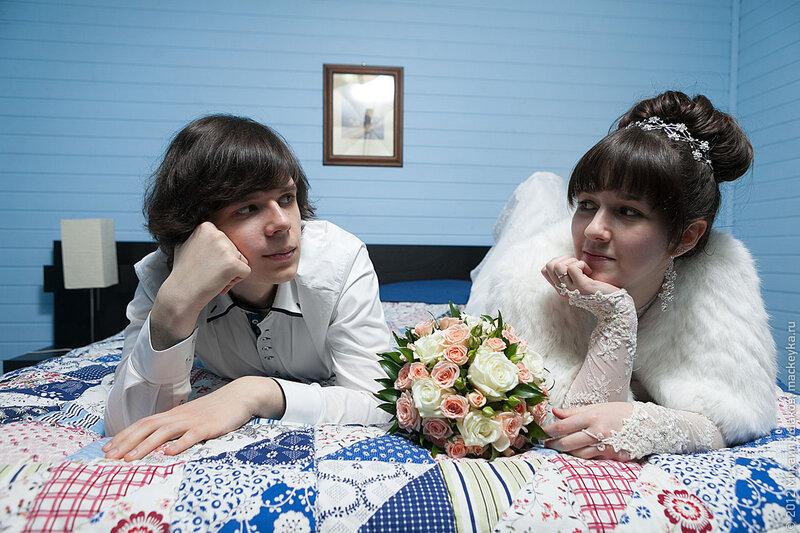 Михаил и Мария (Москва)