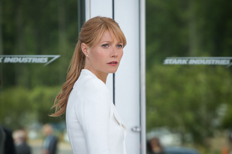 """Marvel's Iron Man 3""Pepper Potts (Gwyneth Paltrow)Ph: Zade Rosenthal© 2012 MVLFFLLC.  TM & © 2012 Marvel.  All Rights Reserved."