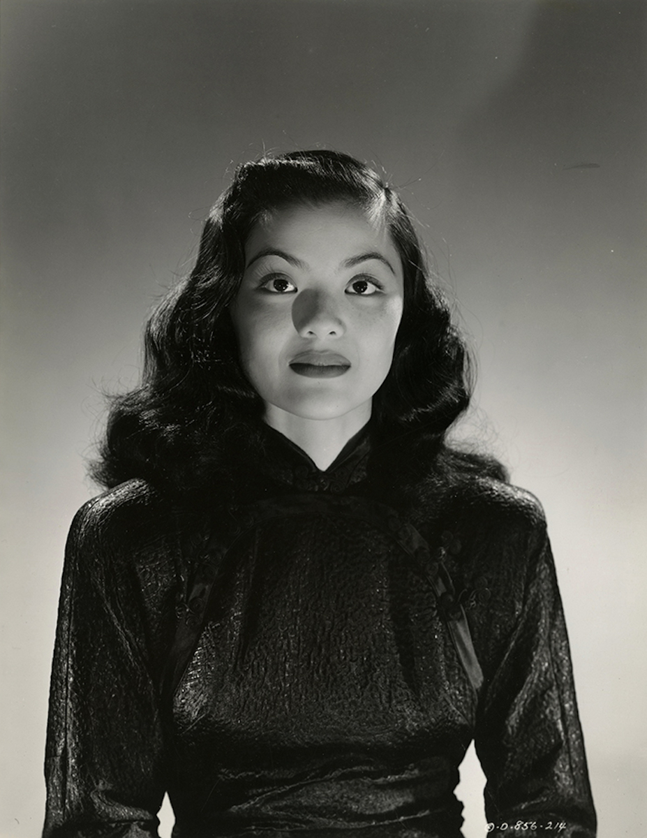 Maylia photographed by Ned Scott, 1946.jpg