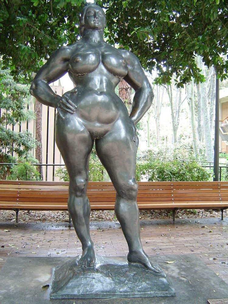 Gaston Lachaise, Standing Woman, 1932