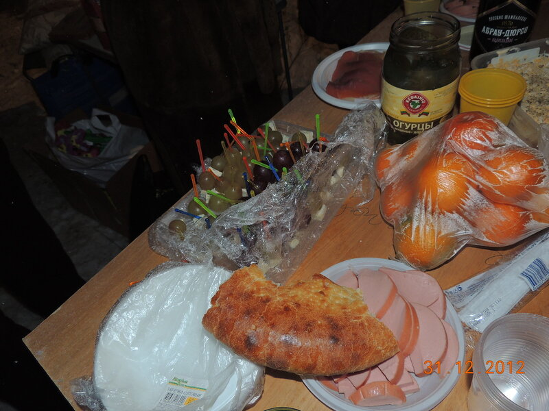 г.Чехов мкр.Губернский Встреча НГ 2013.