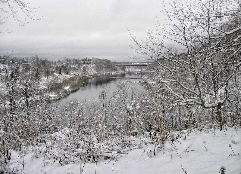 Ловать. Октябрь 2012