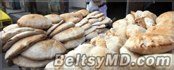 Власти Египта вводят в оборот хлебные карточки