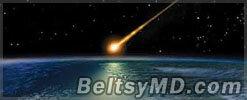 Застраховаться в Молдове от падения метеорита можно за 800 леев