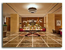 ОАЭ. Дубаи. Grosvenor House. Tower 2 - Lobby