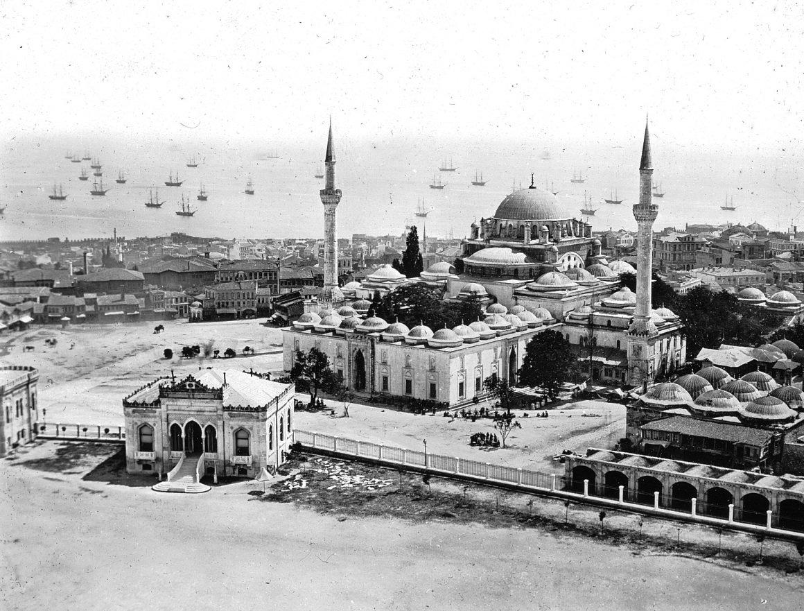 константинополь открытки 19 века пятна после