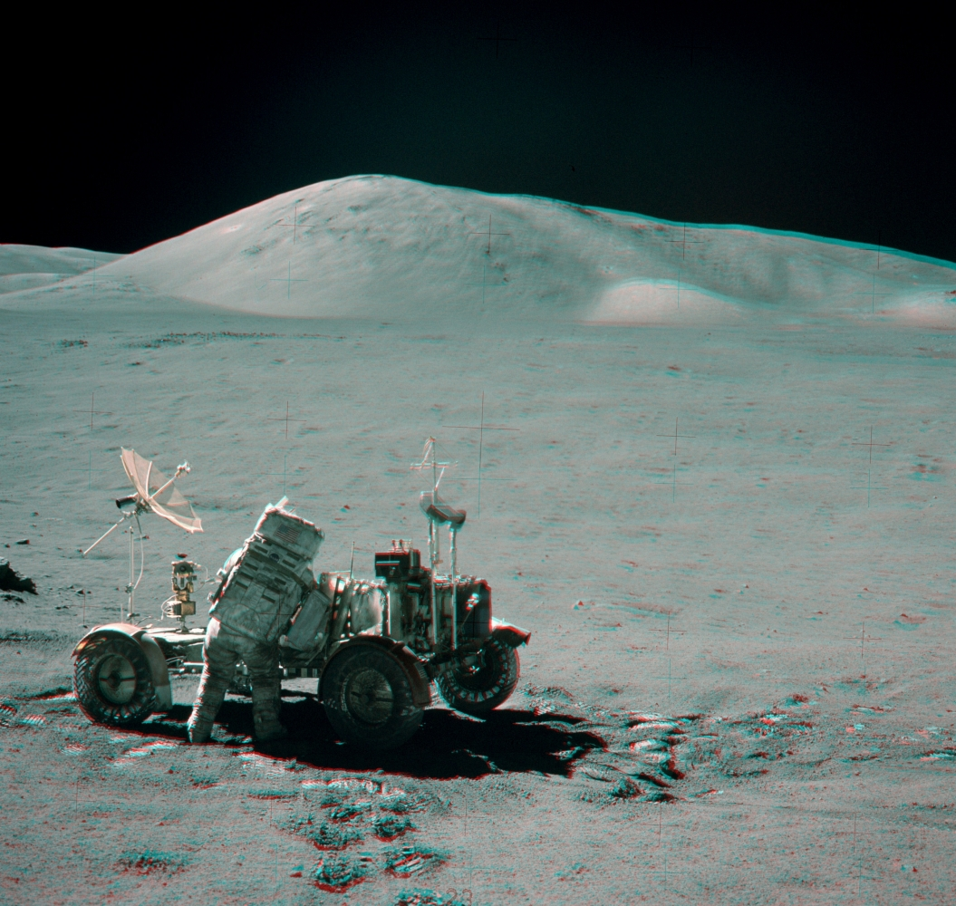 the moon landing - HD 2340×2350