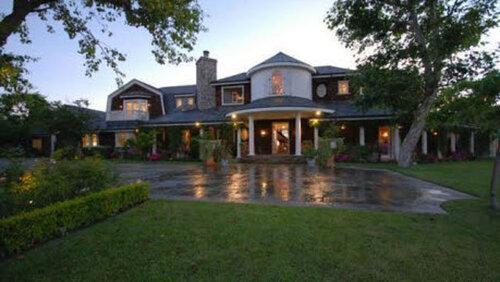 Недвижимость от Оззи Осборна