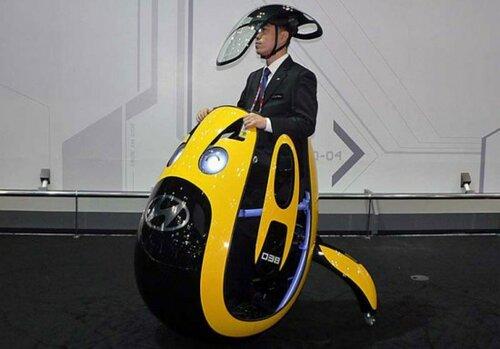 Могучее изобретение корейских дизайнеров – Hyundai E4U
