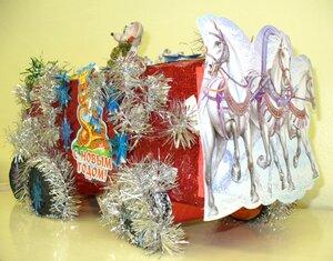 Интересные игрушки на елку к новому году