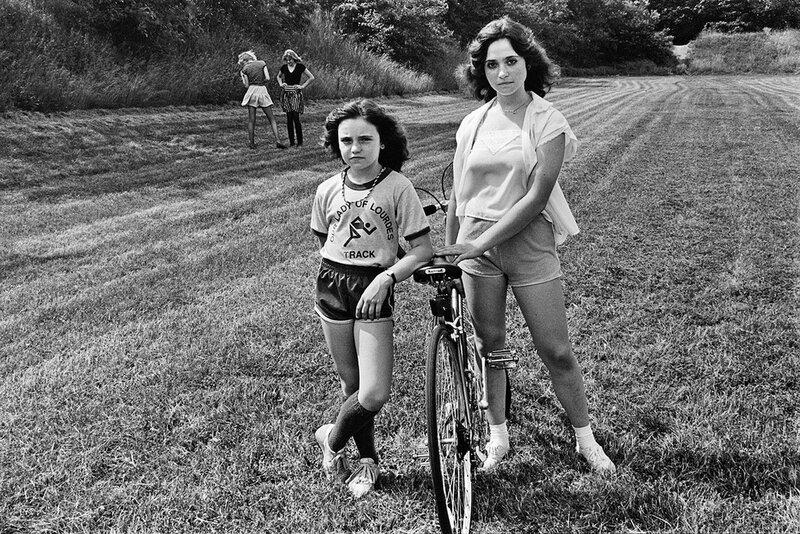 Joseph Szabo. Великолепная жанровая 5a8серия - Американские подростки 80-х и 90-х. 38 снимков