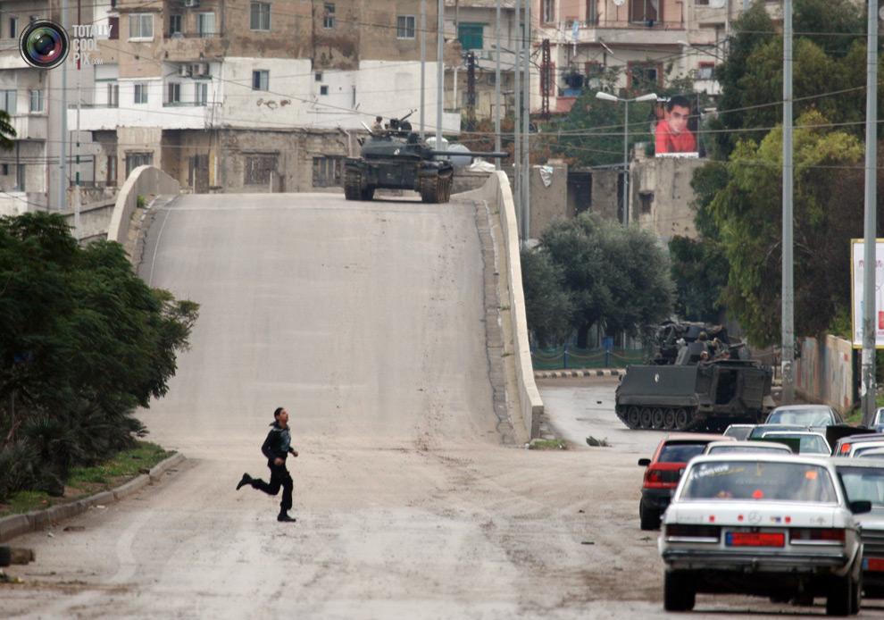 SYRIA-CRISIS/LEBANON-CLASHES