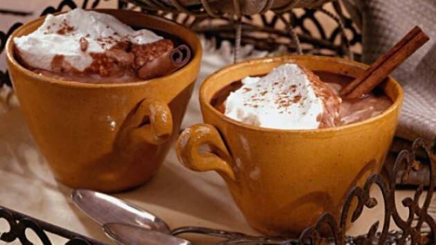 шоколадный напиток расчет рецептуры