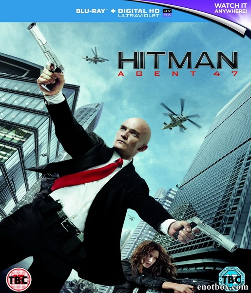 Хитмэн: Агент 47 / Hitman: Agent 47 (2015/BDRip/HDRip)