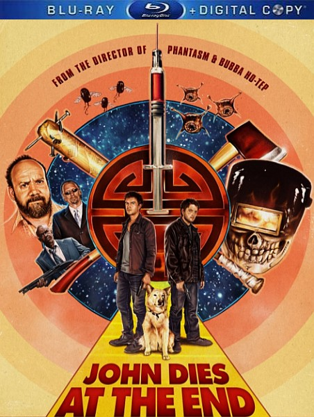 В финале Джон умрёт / John Dies at the End (2012) HDRip