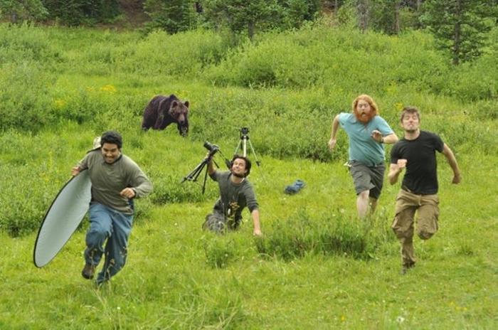 На что готовы смелые фотографы ради хорошего кадра 0 146acb 4f9cda77 orig