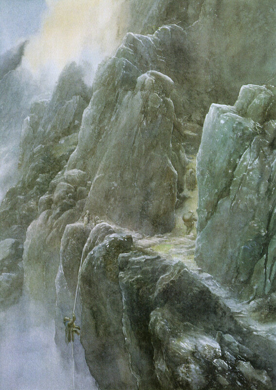 Alan Lee - Hobbit