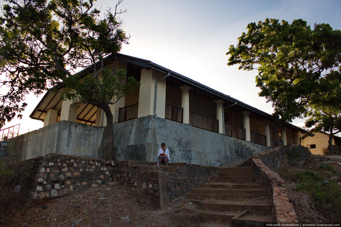 Шри-Ланка_Форт Фредерик_11