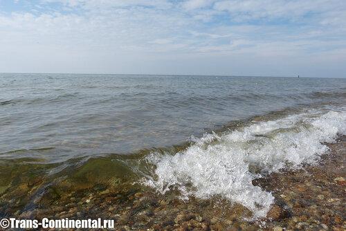 Прибой на Байкал-Море