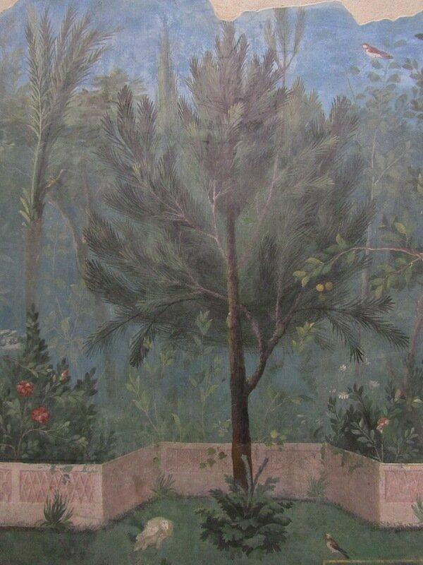 Фрески виллы Ливии