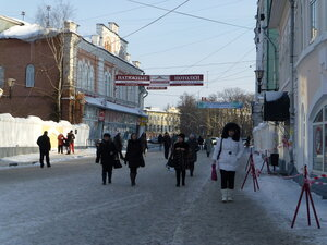 Вологда, центр города