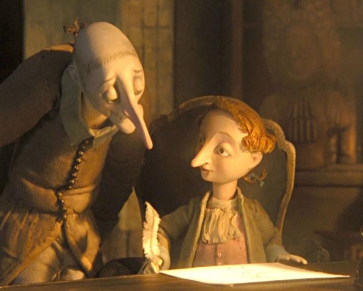 Как сделать кукольный фильм
