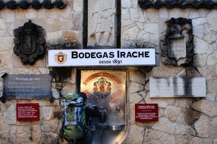 Винодельня Bodegas Irache была построена в далеком 1891 году, а первые виноградники в этой местности