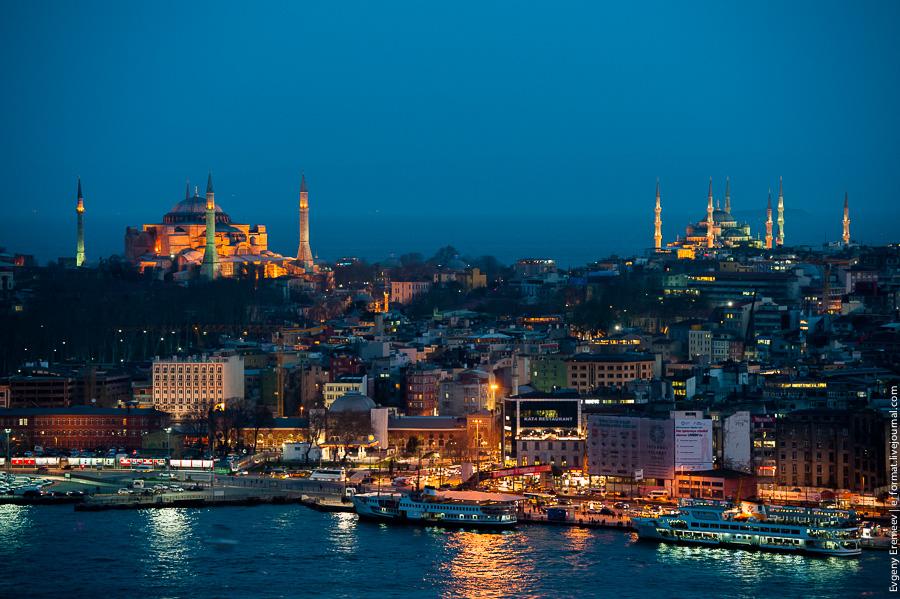 Стамбул, Турция. Istanbul, Turkey