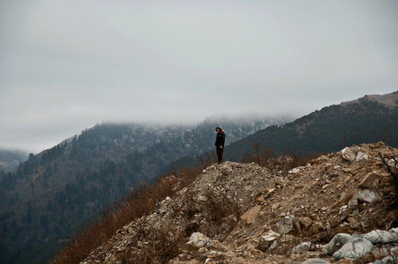 Одинокий пастух