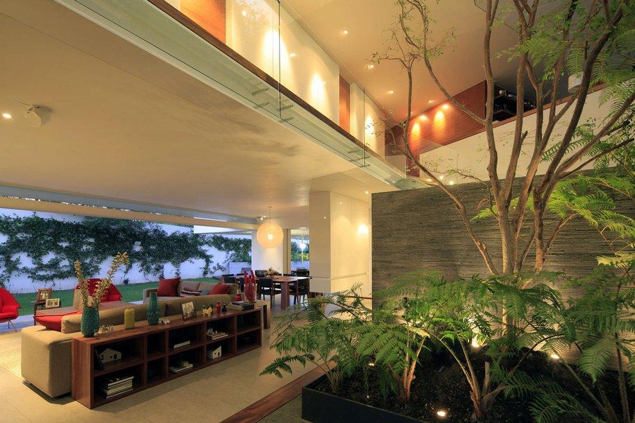 Частный дом Casa Curato в Мексике