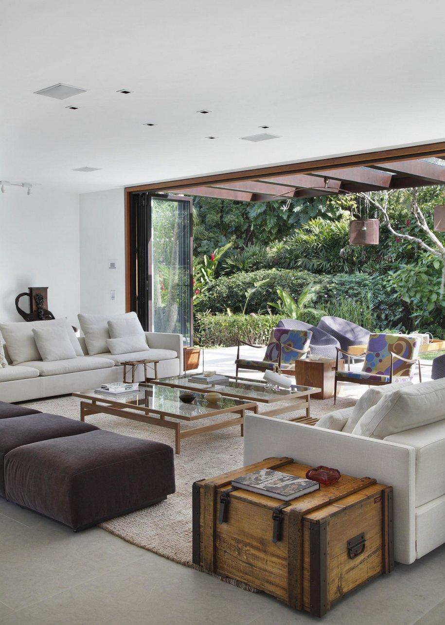 Городская резиденция Tempo House в Рио-де-Жанейро