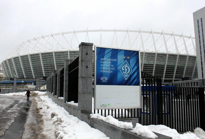Стадион Олимпийский приглашает на матчи
