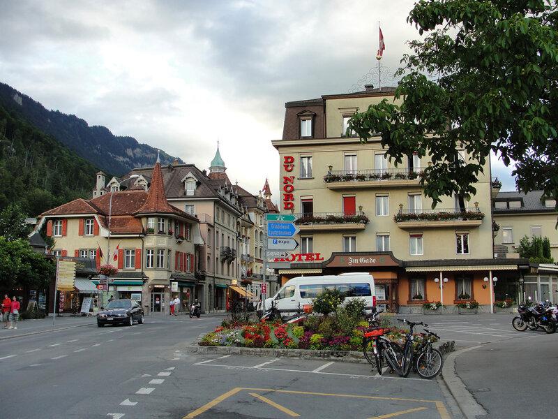 Улица Höheweg