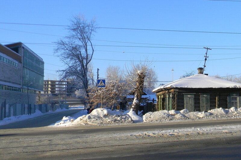 Улица Миасская