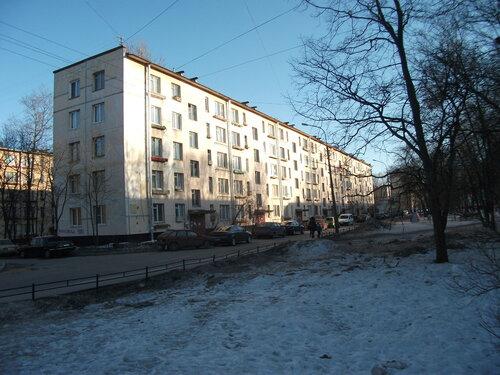 2-я Комсомольская ул. 36к1