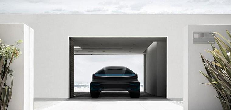 Реальный конкурент Tesla не за горами - Faraday Future