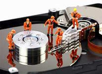 Восстановление стертых файлов на диске