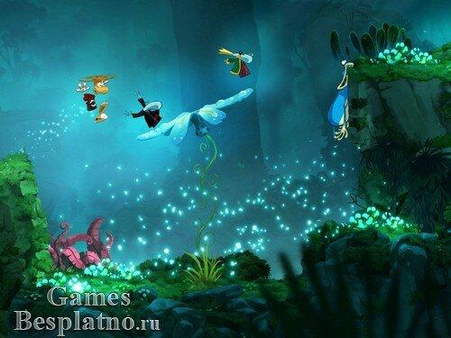 Rayman Origins / Рейман Ориджинс